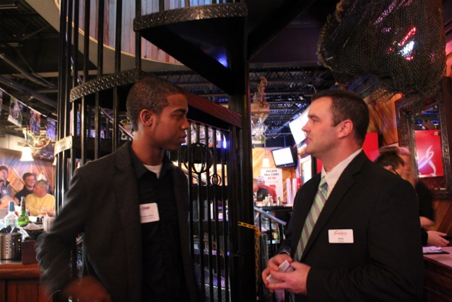 Young Professionals Lunch & Social
