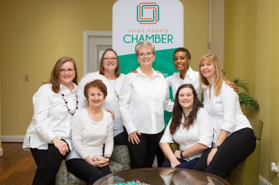 Chamber Staff Group Photos-Casual pose